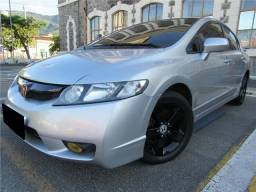 Civic Sedan LXS 1.8 Flex 16V Mec. 4p - 2010