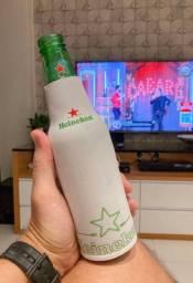Porta Long Neck Heineken Branco