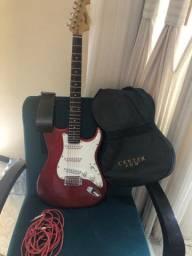 Guitarra Tagima Stratocaster Memphis Vermelha