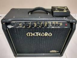 Amplificador p/guitarras Meteoro Nitrous 100g