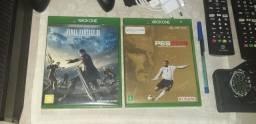 2 Jogos de Xbox One