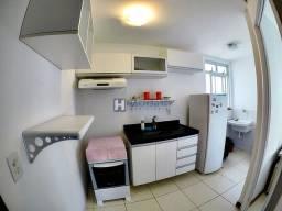 Apartamento à venda com 1 dormitórios em Jardim camburi, Vitória cod:3526-B
