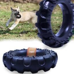 Mordedor Para Cachorro Pneu Pit Bull Golden Rottweiler
