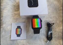 Relógio Smartwatch Tela Infinita iwo 12 Lite W26 40mm