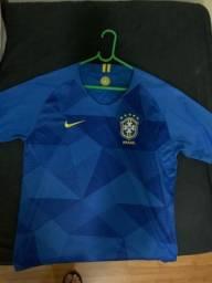 blusa do brasil azul