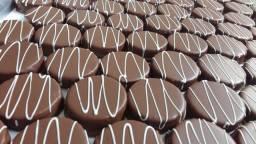 Equipamentos para fabrica de doces de chocolate