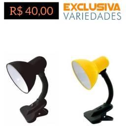 Luminária de  mesa alfacell 40W bivolt