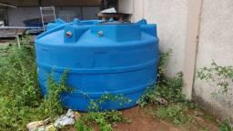 Caixa d'água aqualimp 5 mil litros