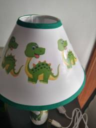 Abajur Dinossauro