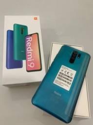 Xiaomi Redmi 9 lacrado
