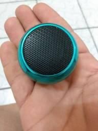 Mini caixa de som ZAP *