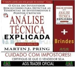 Analise Tecnica Explicada + Combo De cursos