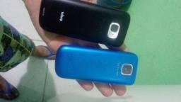2 celulares Nokia