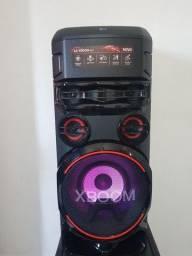 Caixa Acústica LG Xboom RN7 (Ler anuncio com atenção)