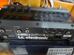 Pedaleira T.C  eletronic