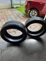 Vendo 2 pneus usado roda 20