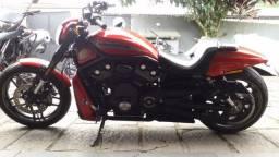 Harley Davidson V-Rod 10th anniversary edition Laranja 2014