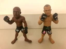 Action figure Anderson Silva e Cigano