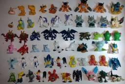 Miniaturas do Digimon