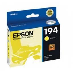 (WhatsApp) cartucho t194-420 amarelo 3ml epson