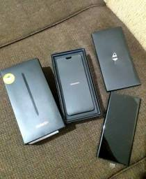 Samsung Galaxy Note 10+ 256gb NOVO, com nota fiscal