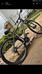 Bicicleta aro 29 novinha documentada!!!