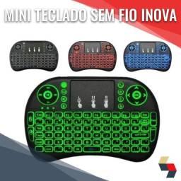 Mini Teclado Sem Fio Inova Key-7189