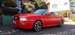 Audio  80 95 cabriolet 2.8 V6 R$ 55.mil