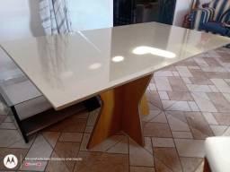 Mesa de vidro Laqueado 1,60x90