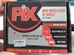 Mini modulador bivolt