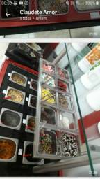 Buffet de  sorvete