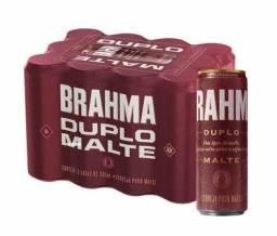 Vendo 23 fardos de Brahma Duplo Malte 350 ml