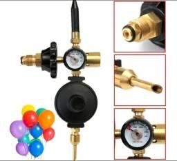 Valvula para cilindro gas helio