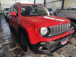 Jeep Renegade Longitude 1.8 Vermelho