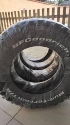 Torro 4 pneus BF godrich Mud 245/70 R17