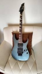 Guitarra Ibanez Grg 270 dx / com captadores Malagoli + Bag