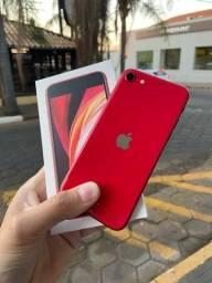 iPhone SE 2020 64gb NOVINHO