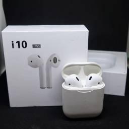 Fone De Ouvido Sem Fio Com Bluetooth - I10s Tws Lacrado