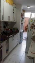Apartamento Térreo 80%mobiliado - Próx Sesi - Térreo c/espaço- Novo Aleixo