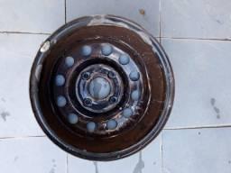 Rodas de carro aro 13 de ferro