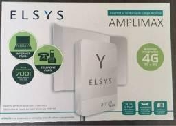 Kit com Elsys Amplimax e Roteador TP-Link