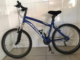 Bicicleta BTWIN MTB semi nova