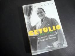 "Livro ""Getúlio 1 (1882-1930)"" Lira Neto"
