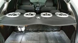 Som auto para Peugeot 206 E 207.