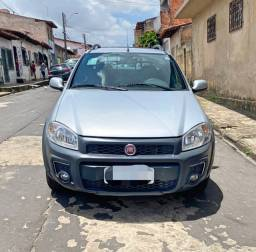 Fiat Strada Working Hard 1.4 CD 18/18 | Veículo impecável para pessoas exigentes