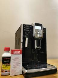 Cafeteira c/ moedor Gaggia Anima Pannarello - Café Espresso - 220V