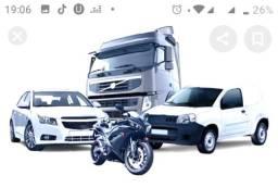 Financie seu veiculo,moto ou caminhão sem entrada