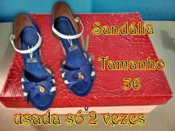 Sandália Vizzano
