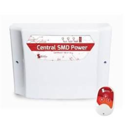 Central de Choque 10.000v SMD Power Securi Service + Produto Novo