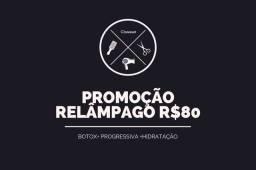 Promoção 80 reais